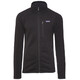 Patagonia Better Sweater Jas Heren zwart